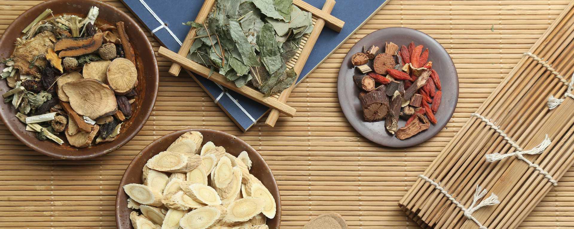 Tradiční čínské léčivé produkty